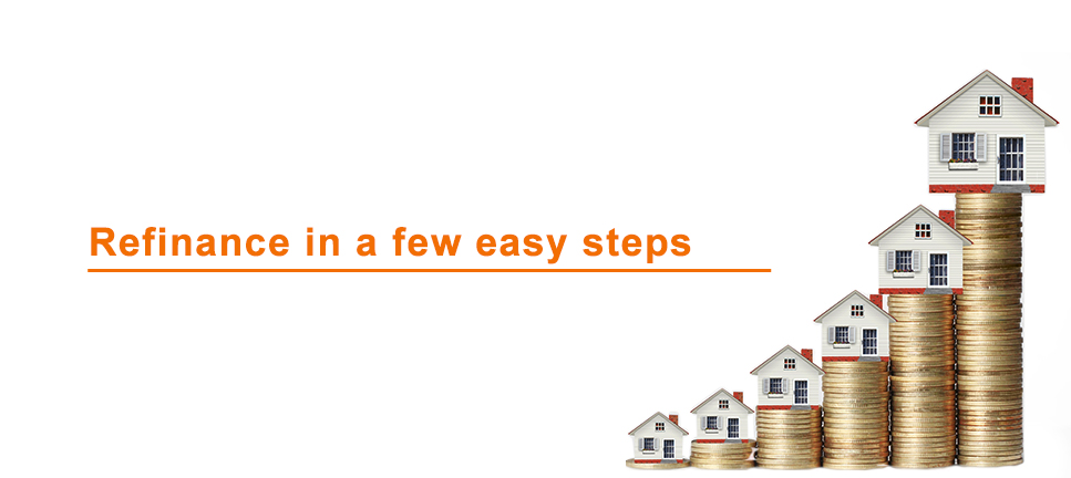 Learn easy steps when refinancing an investment property.