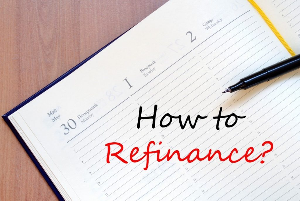 How to get the best refinance rates?